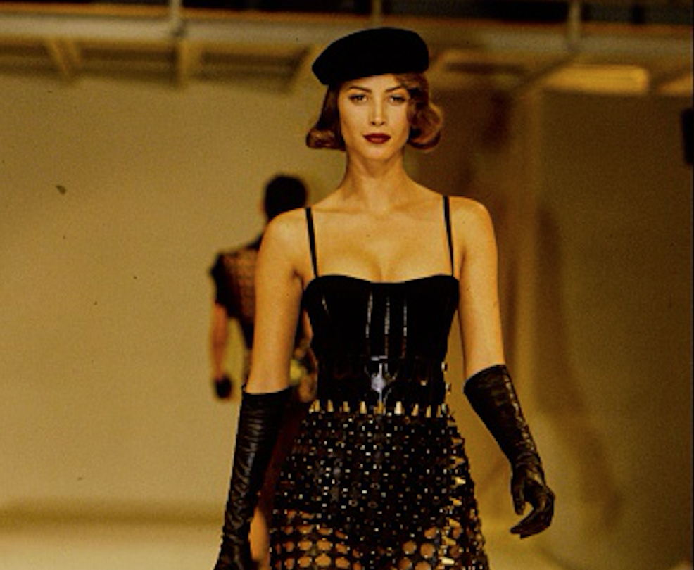 Looking back at Azzedine Alaïa's 1991 runway show and how it has impacted fashion today