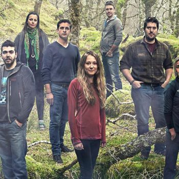 Contestants of this reality show were left in the wild MONTHS after the show was cancelled