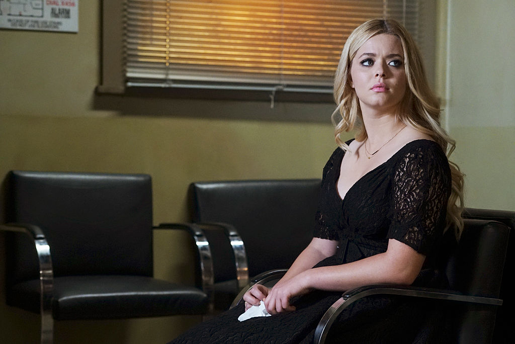 "Sasha Pieterse from ""Pretty Little Liars"" actually auditioned to play *this* ""PLL"" character"