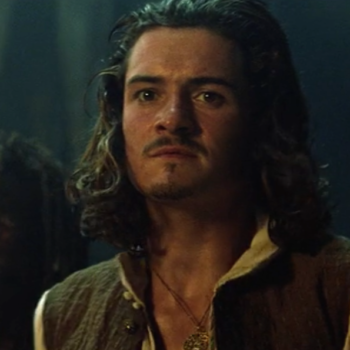 """Swashbuckling clearly runs in the family, and Will Turner's son will be in the new """"Pirates"""" movie"""