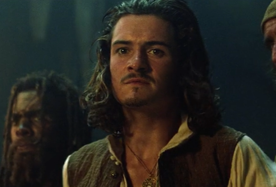 "Swashbuckling clearly runs in the family, and Will Turner's son will be in the new ""Pirates"" movie"