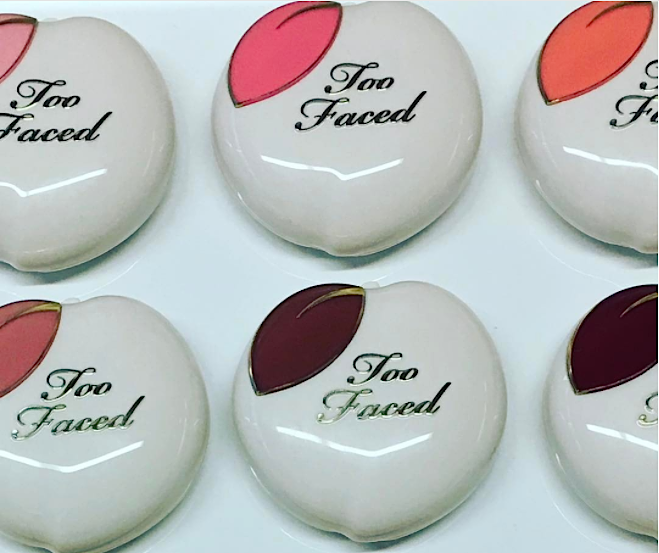 Too Faced is working on something major for their expanded Sweet Peach line, and we are freaking out