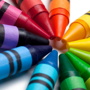 Crayola is getting rid of a crayon and we don't know what's real anymore