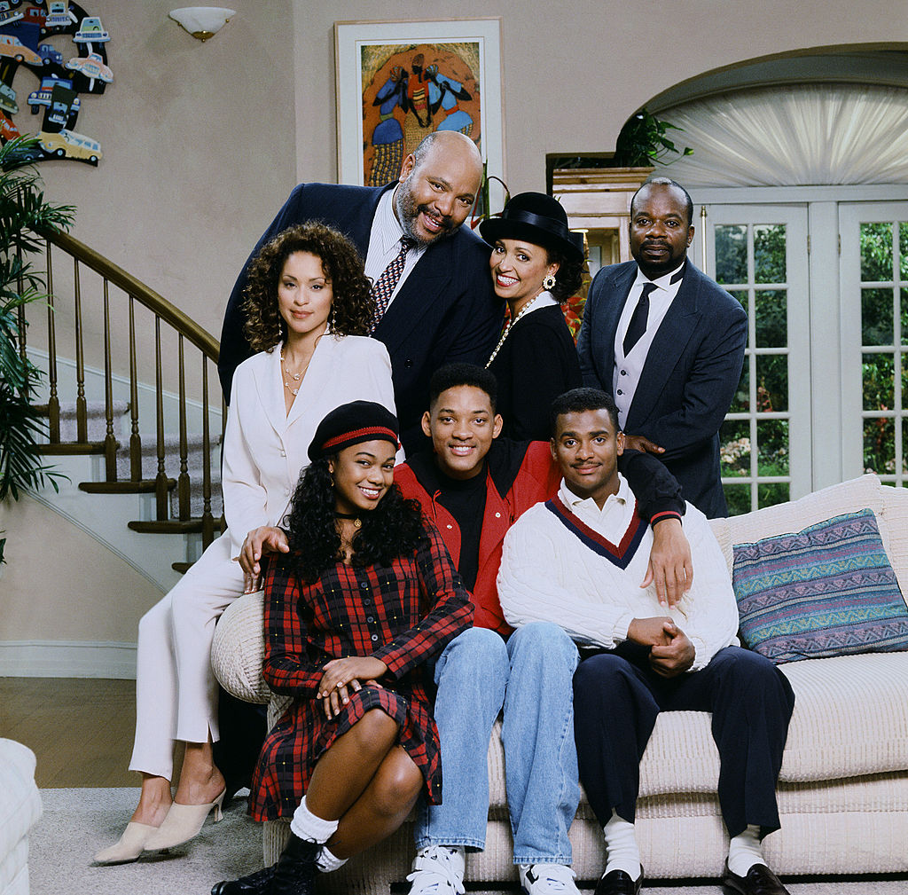 """The Fresh Prince of Bel-Air"" cast reunited, so let's all do the Carlton dance"