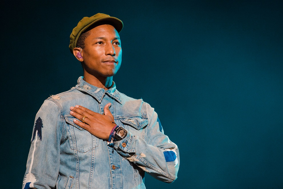"""A """"Romeo and Juliet""""-inspired musical based on Pharrell Williams' life is happening, and we're crazy intrigued"""
