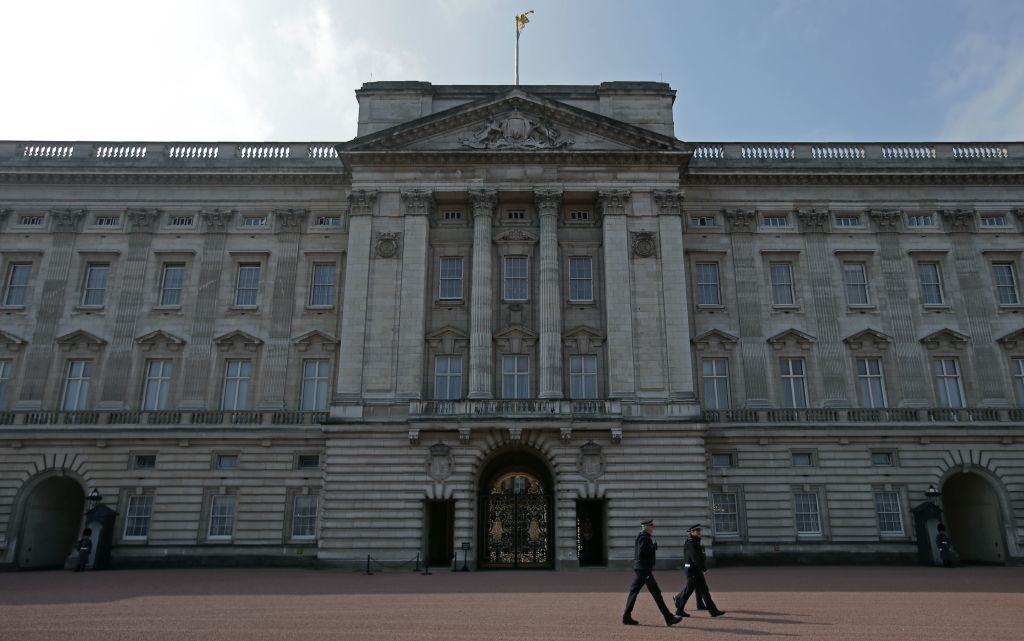 Buckingham Palace is hiring a new interior decorator