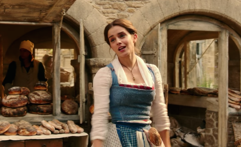 """This seriously twisted """"Beauty and the Beast"""" theory explains Belle's ~little town~"""