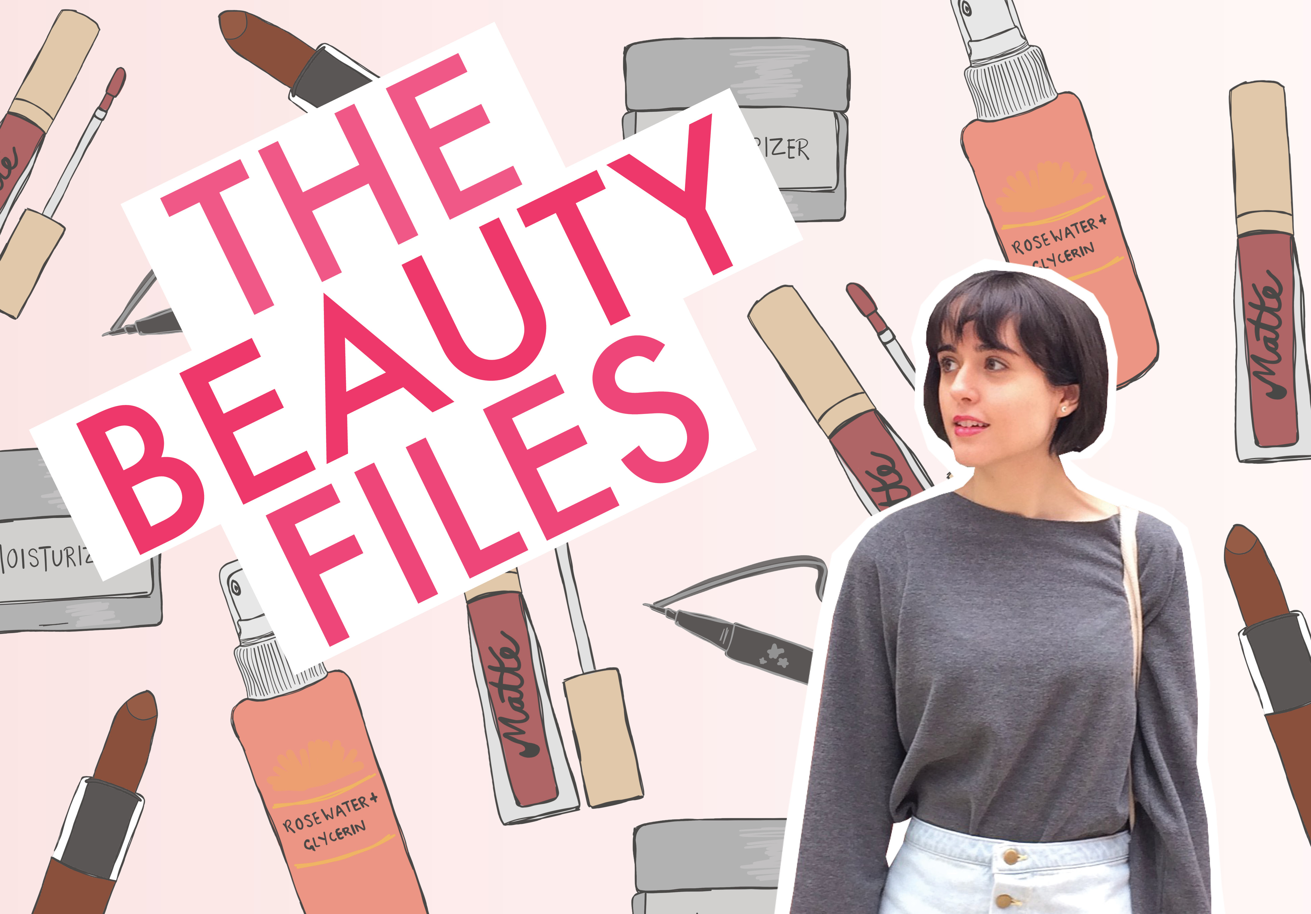These are the beauty products HG's makeup-free associate editor uses