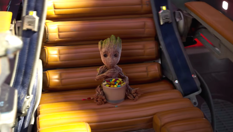 "The latest ""Guardians of the Galaxy"" trailer is here to remind us that Baby Groot is the cutest thing ever"