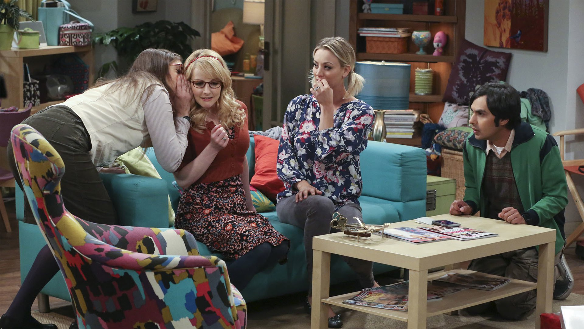 the  u0026quot big bang theory u0026quot  cast is reportedly taking pay cuts to help their female costars