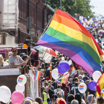 Finland took a huge step for gay rights today