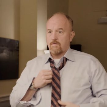 The teaser for Louis C.K.'s Netflix special is here, and it's so Louis