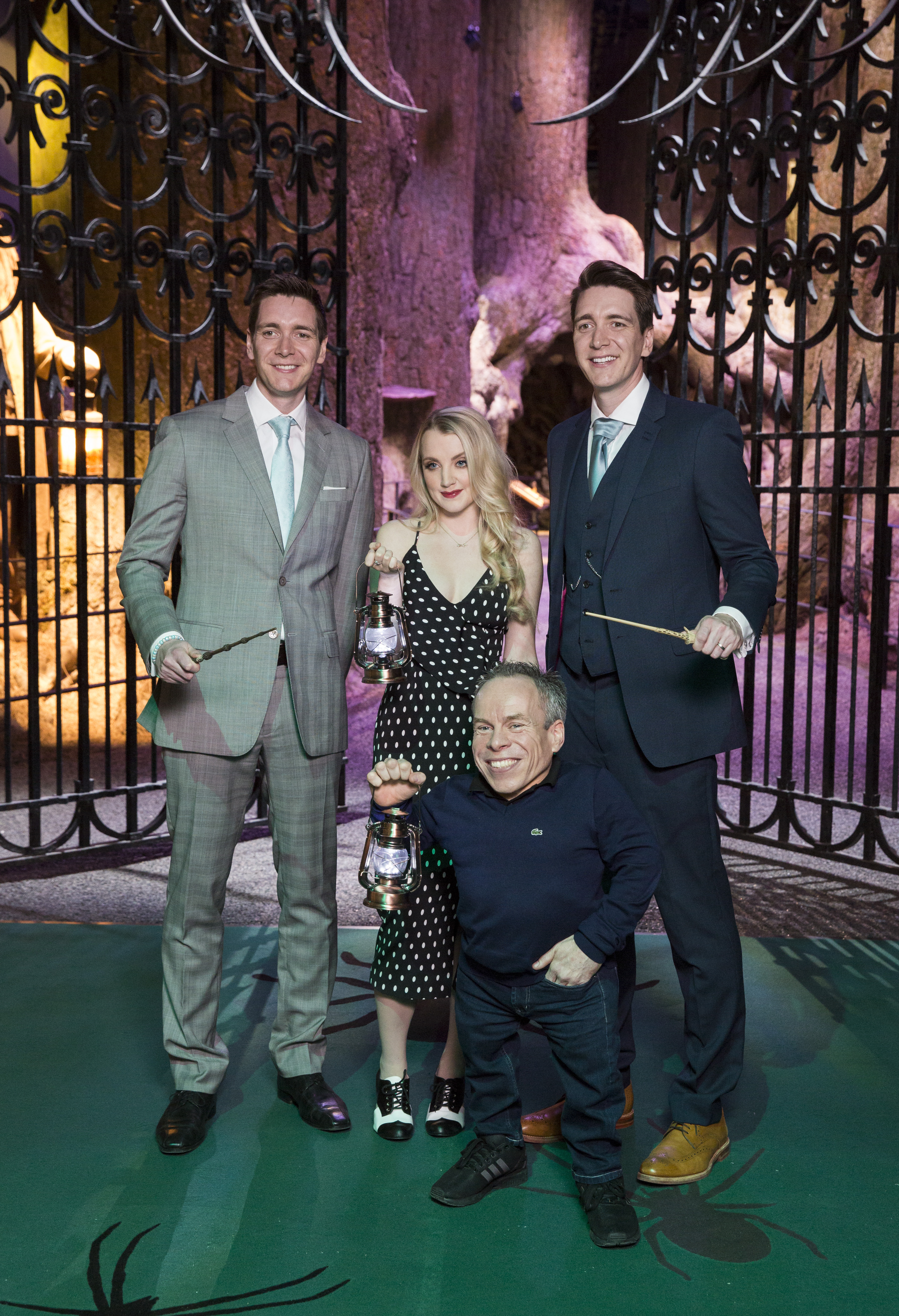 Luna Lovegood And The Weasley Twins Reunited And When Did