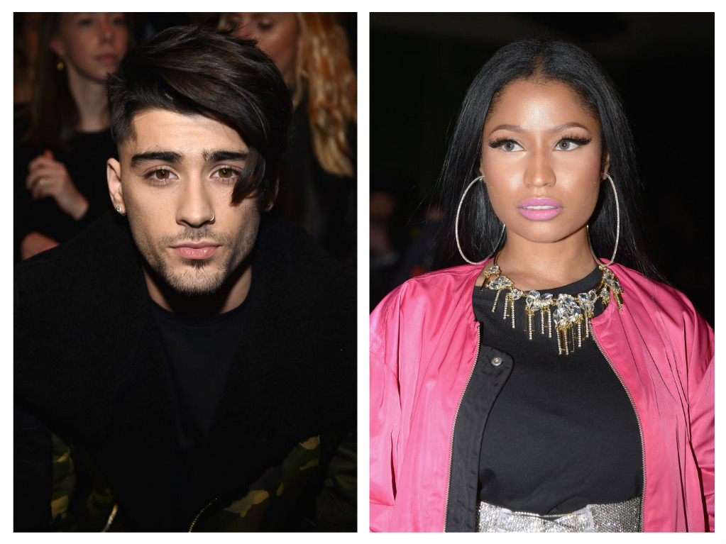 A Zayn Malik and Nicki Minaj song could be coming, and it can't happen soon enough