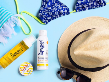 Supergoop launched the first-ever sunscreen in a mousse formula