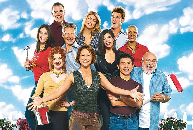 "The iconic TLC series ""Trading Spaces"" is coming back, and our inner '00s couch potatoes are screaming"