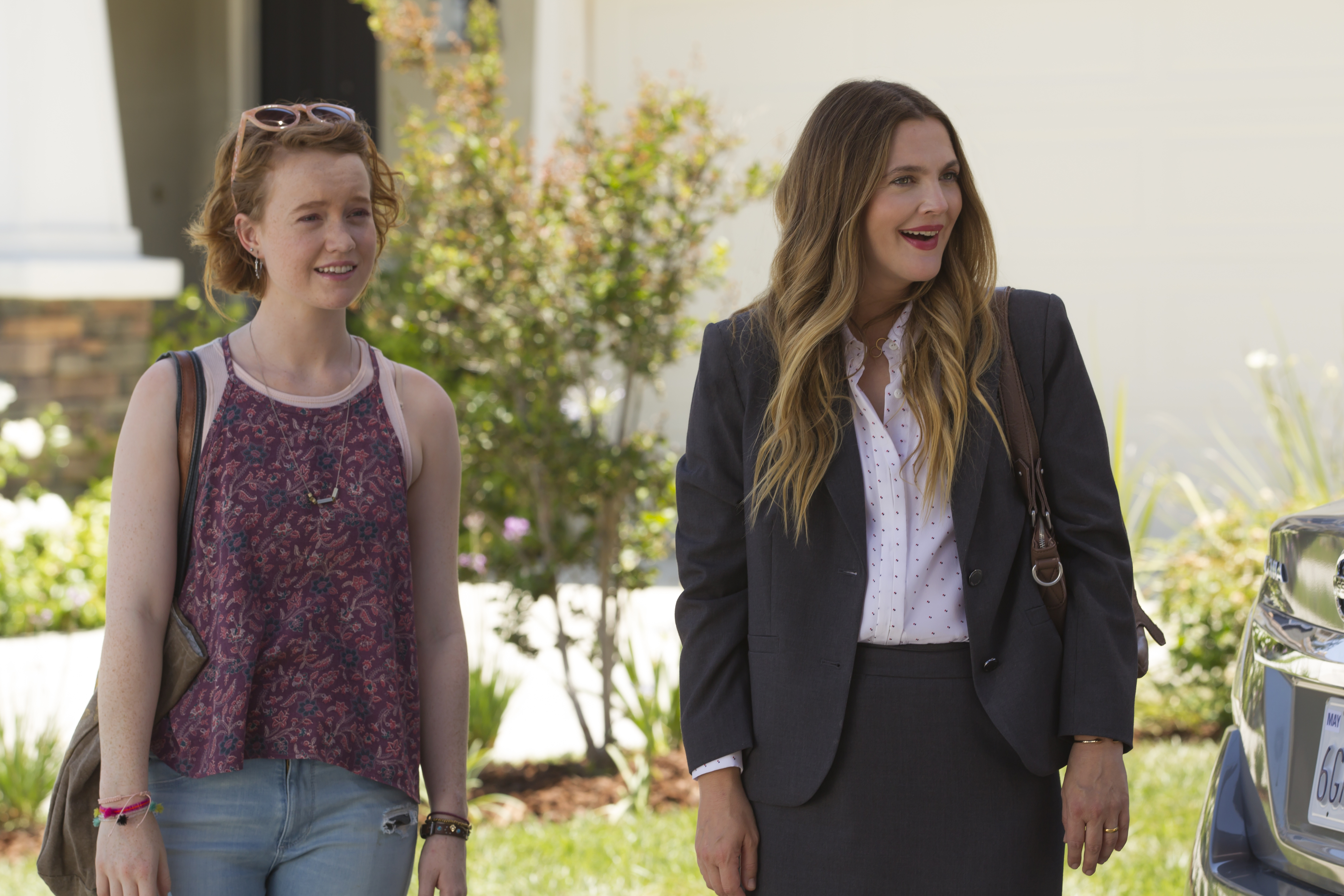 Hope you're hungry, Drew Barrymore's zombie show is coming back for seconds