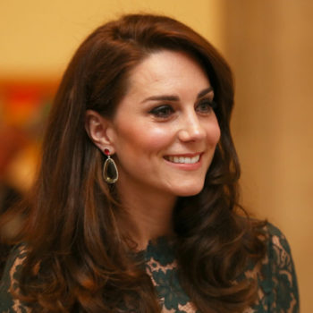 Kate Middleton just proved that jaguar green is THE color of spring