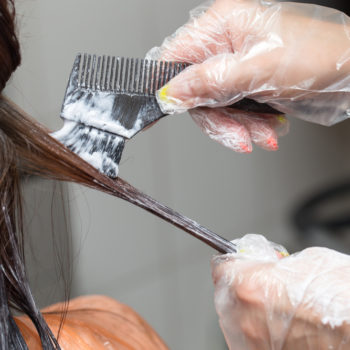 5 surprising things that happen to your hair when you dye it darker