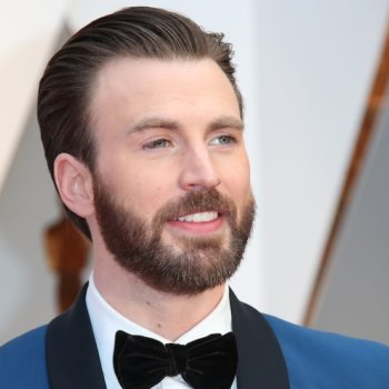 Chris Evans responded to Jenny Slate's comments about about their breakup, and, swoon