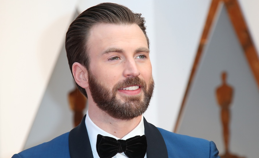 Chris Evans responded to Jenny Slate's comments about their breakup, and, swoon