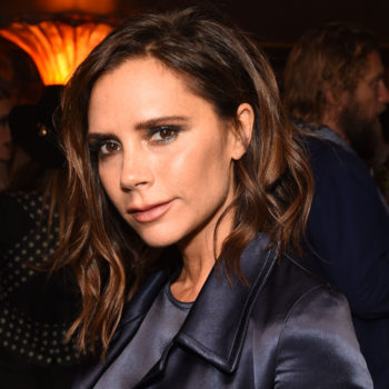 "Victoria Beckham just teased her ""Carpool Karaoke"" appearance"