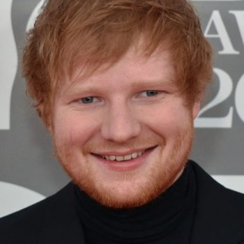 Here's what Ed Sheeran had to say about his 2-year-old doppelgänger
