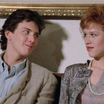 OMG, Molly Ringwald will play the mom of Andrew McCarthy's son in a new movie, and we have major Brat Pack feels