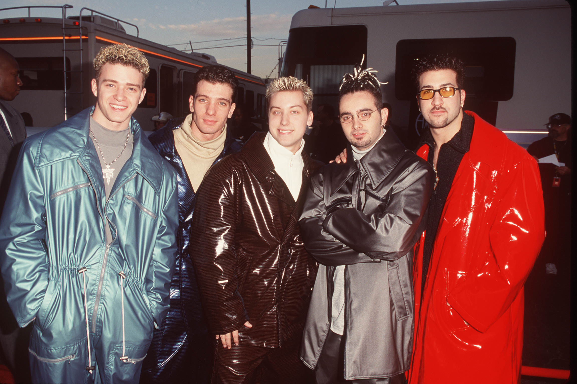 Looking back on *NSYNC's Spanish-language singing, and what it can tell us about early '00s music