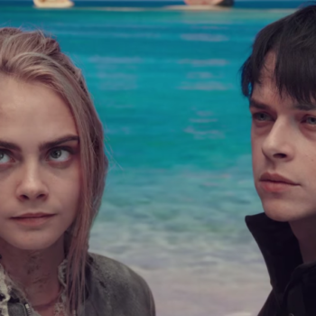"The latest trailer for ""Valerian"" is a gorgeous candy-colored sci-fi treat"