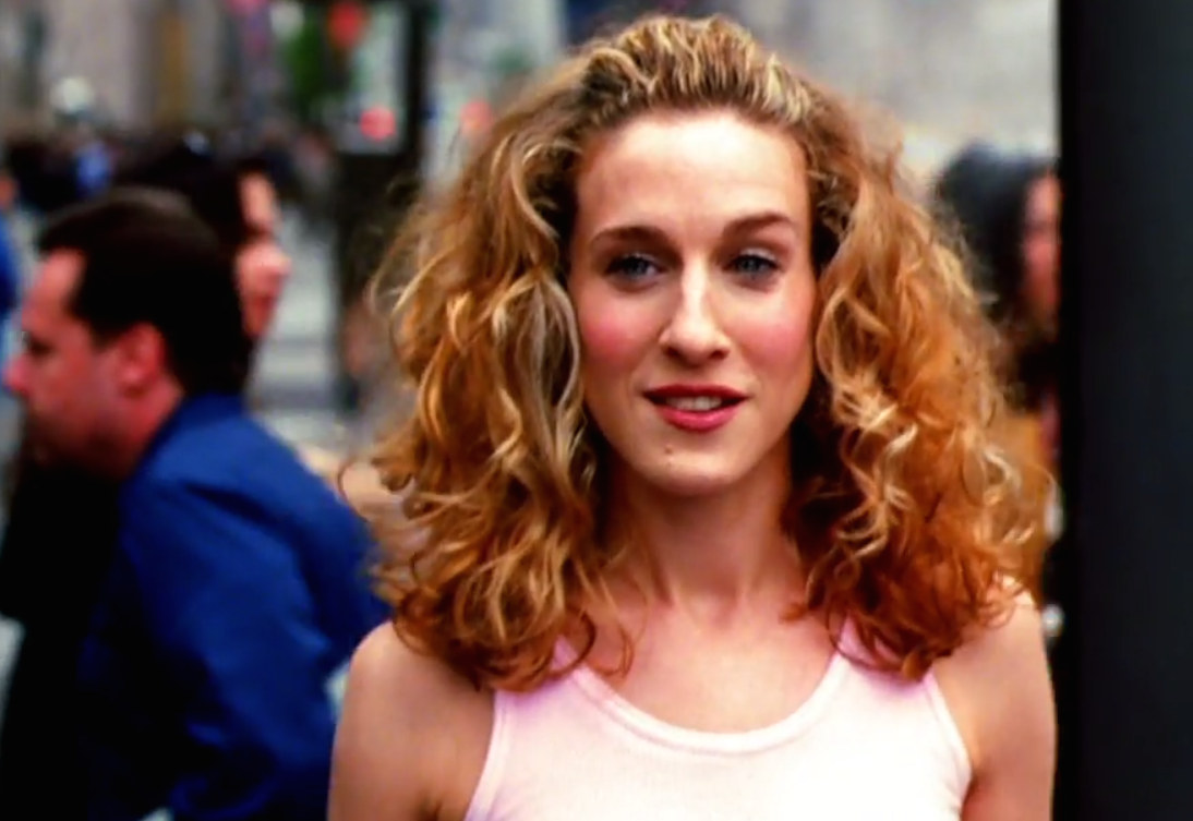 "There's a lost ""Sex and the City"" opening credit sequence, and Carrie's iconic tutu is GONE"