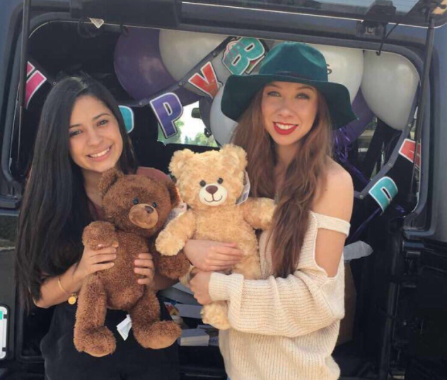 This woman's birthday gift to her BFFs will make you cry