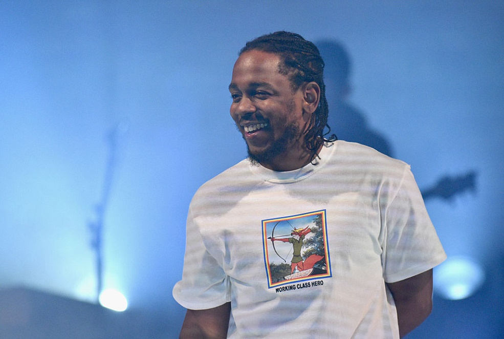 Kendrick Lamar just dropped a new video, and it's already blowing up the internet