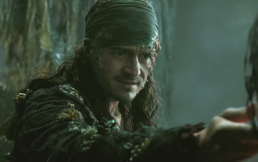 "Unfortunately, Will Turner is still very dead in the latest ""Pirates of the Caribbean"" trailer"