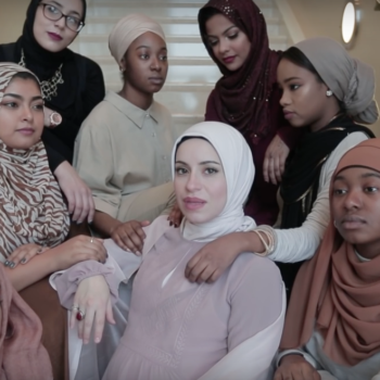 This pregnant hijabi's rap music video sends a compelling message