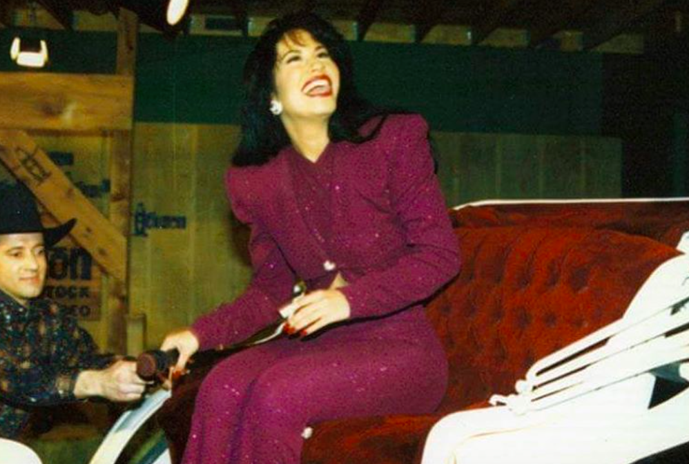 Long live the queen: Here are some rare moments from Selena's career on the anniversary of her passing