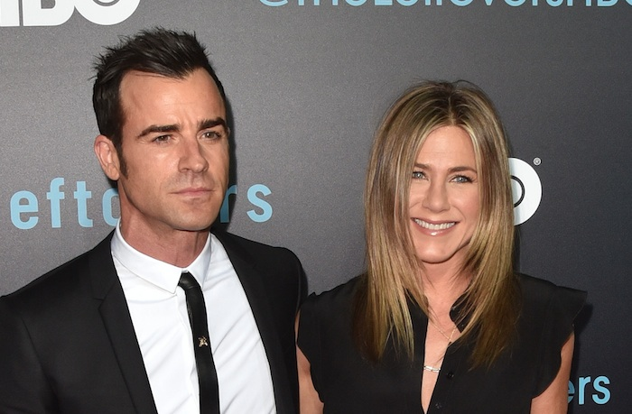 Justin Theroux revealed why shopping for Jennifer Aniston's birthday is so hard