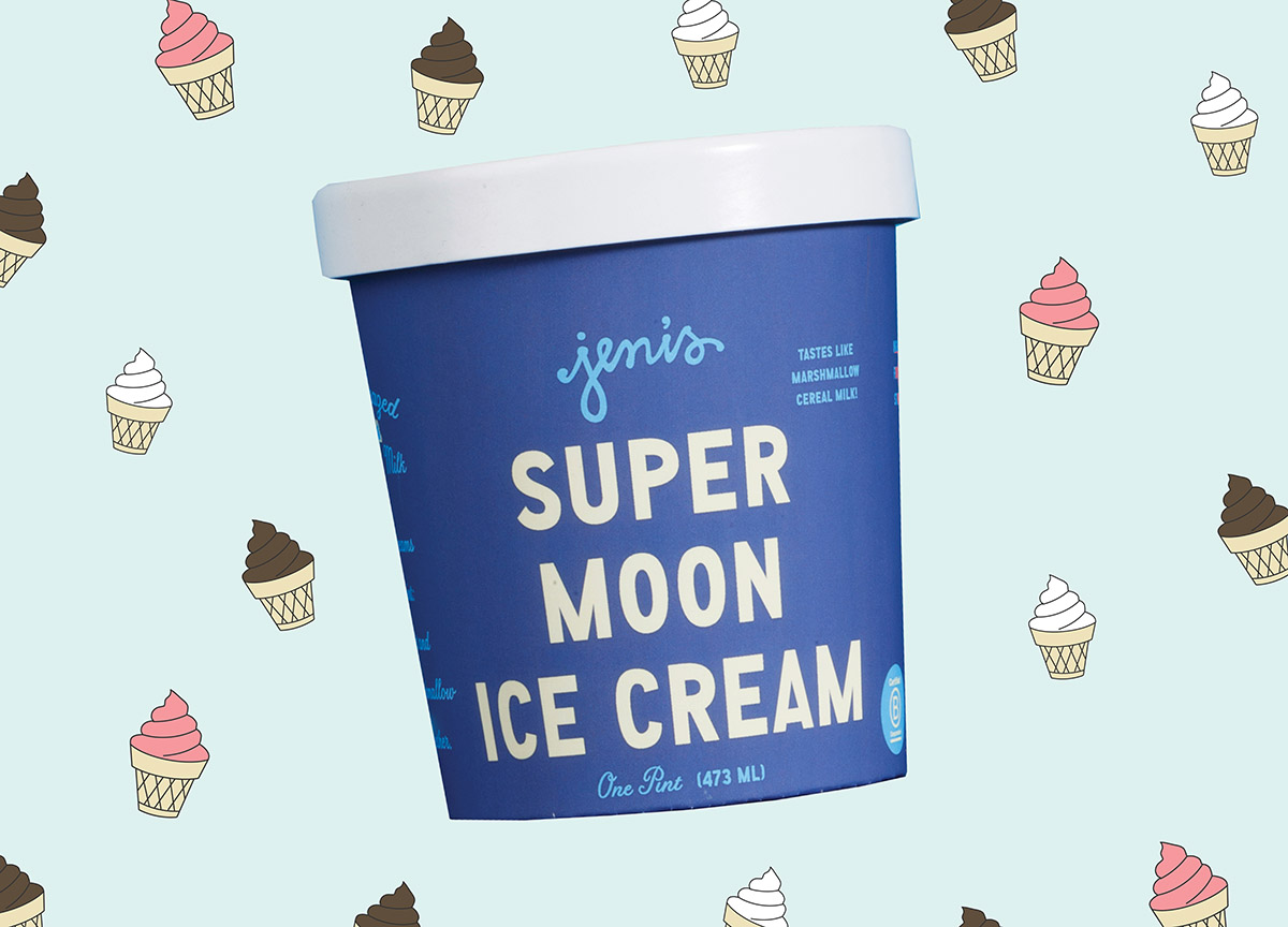 Jeni's newest ice cream flavor is what Sailor Moon would eat for breakfast