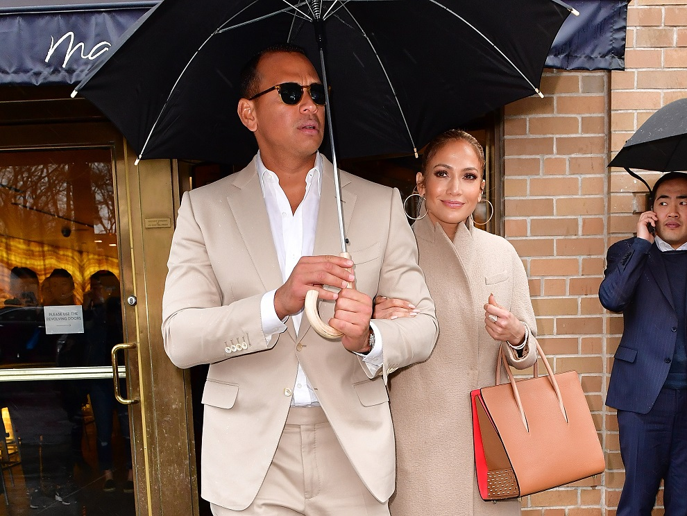 """Alex Rodriguez gushes over Jennifer Lopez: """"She's one of the smartest human beings I've ever met"""""""