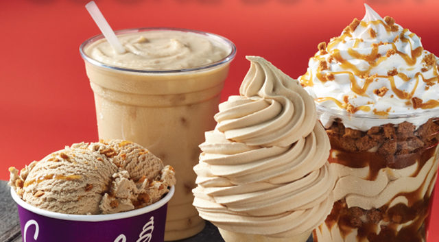 Carvel is giving this iconic cookie a makeover with its new soft serve