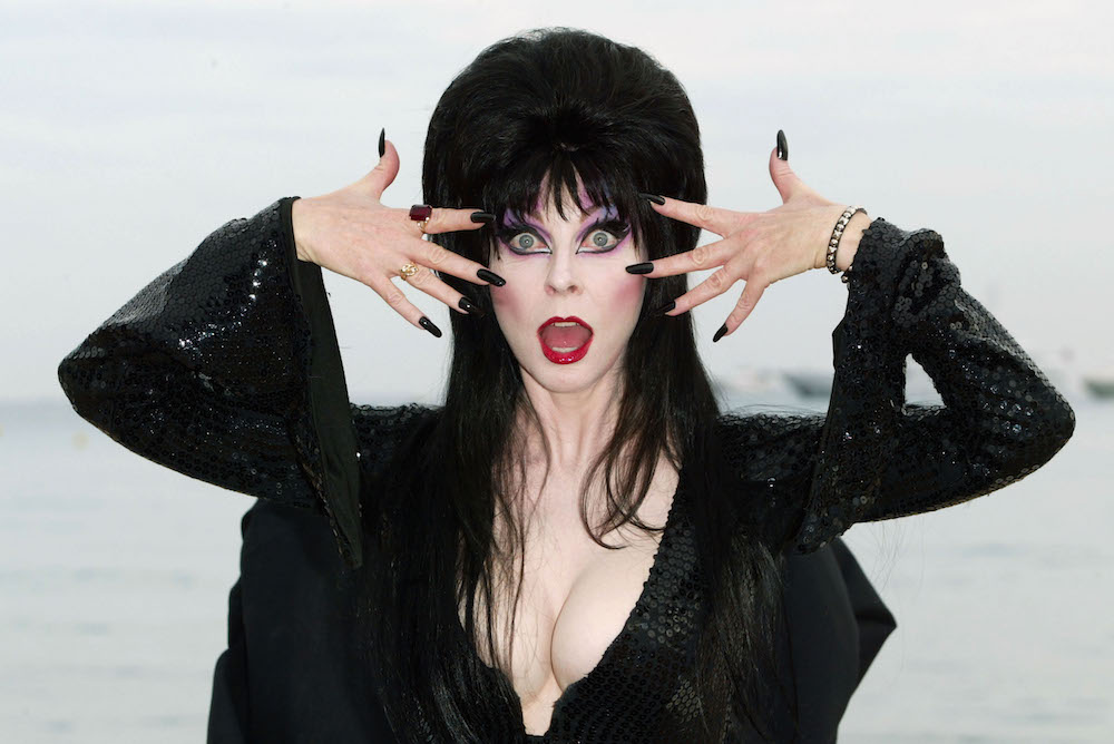 Pinup Girl Clothing is collaborating with horror icon Elvira, and we are freaking out