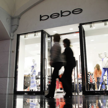 It's official: All of Bebe's stores will soon be closed