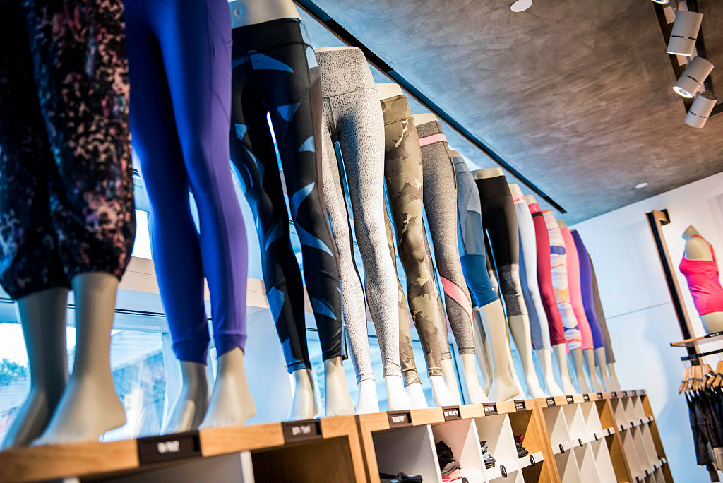 Bad news for yoga pants? The athleisure trend may be on its way out