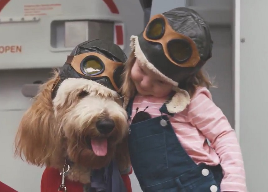 Virgin Australia just broke our hearts with this amazing April Fool's video promising puppies on all flights
