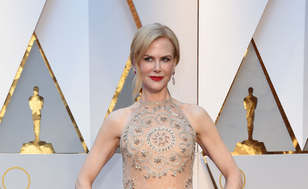 """Here's why Nicole Kidman joined the cast of """"Aquaman"""""""