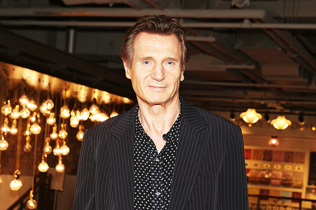 "Liam Neeson opened up about how losing his wife brought back ""Love Actually"" memories"
