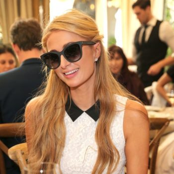 Paris Hilton is selling tiny bottles of sparkling water, but for a seriously good reason