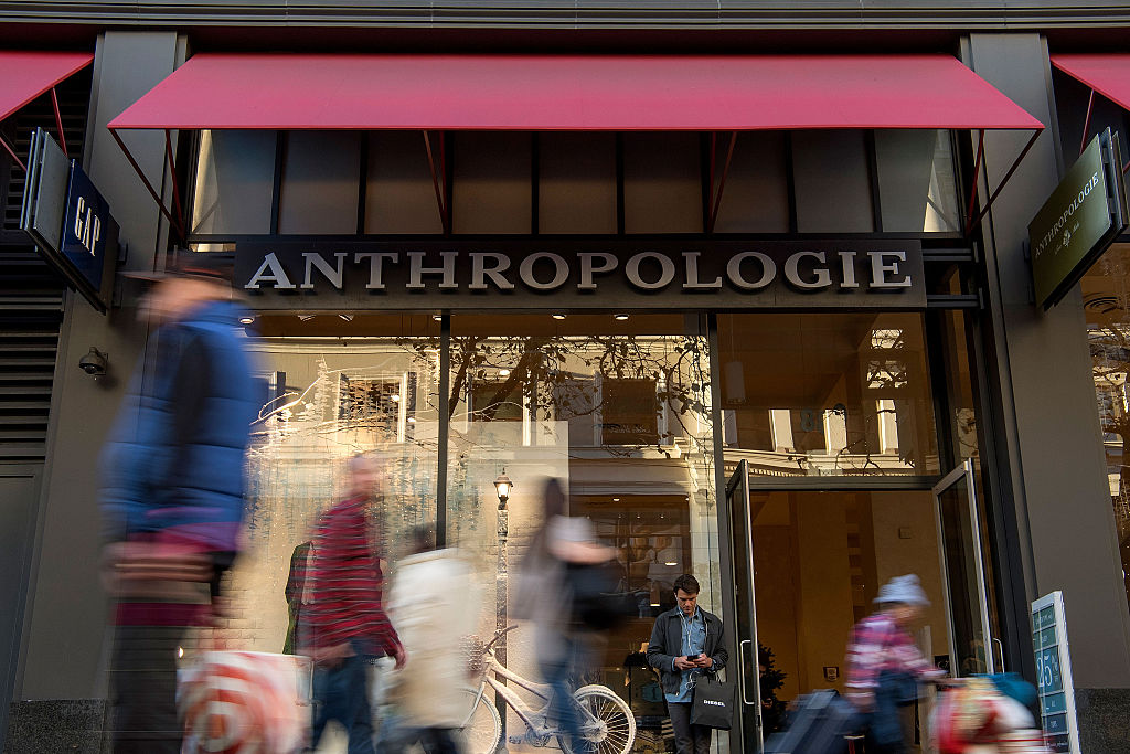 Anthropologie and Dr. Scholl's have teamed up to produce a line of comfy--but stylish--shoes for spring