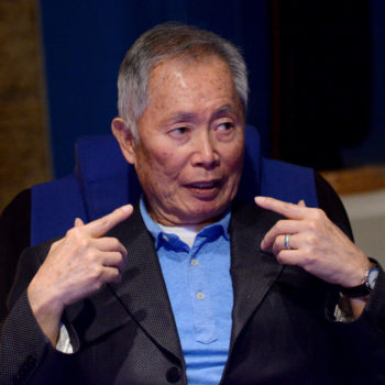 George Takei says he's running for Congress, and Twitter bought it