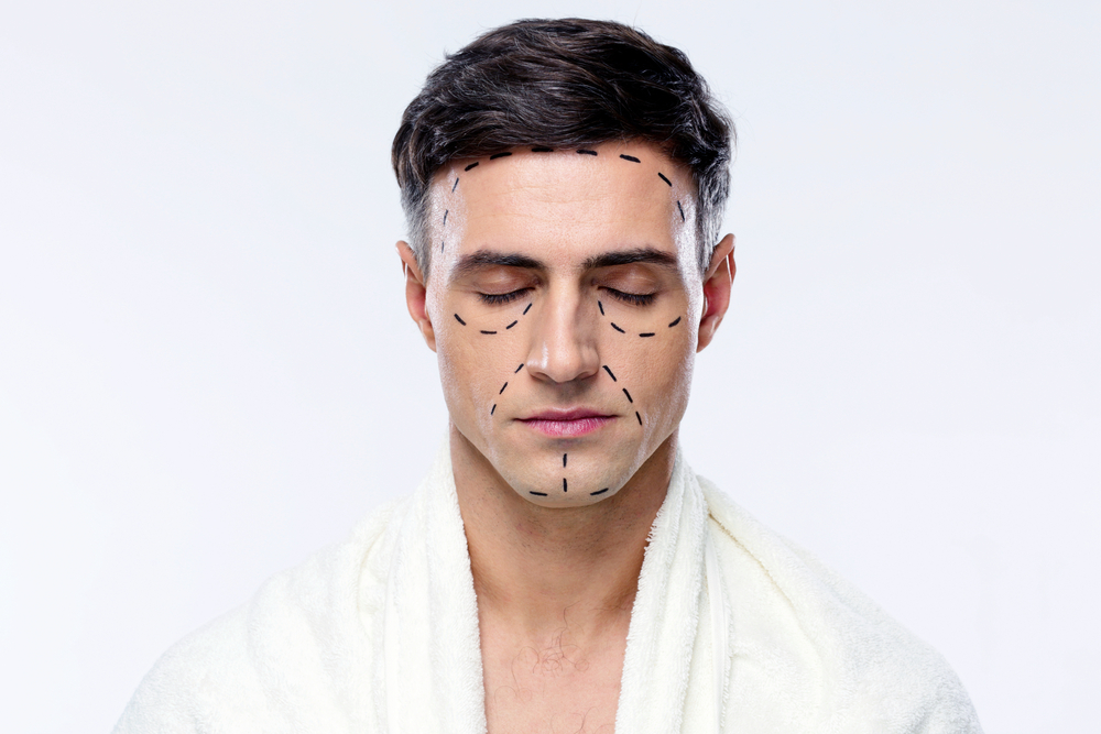 Men are getting more plastic surgery than ever
